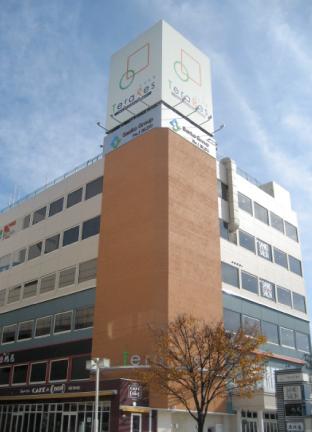 久喜市の三高サロンの外観画像